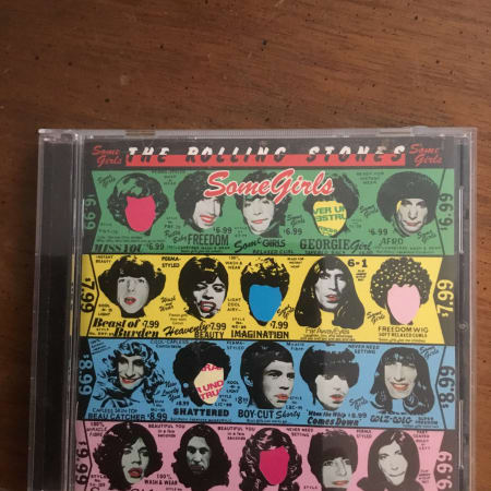 The Rolling Stones - Some Girls - CD