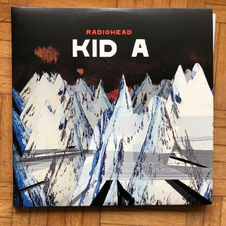 Radiohead - Kid A - Vinyl