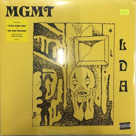 MGMT - Little Dark Age - Vinyl