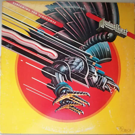 Image of Judas Priest - Screaming For Vengeance - Vinyl - 1 of 7