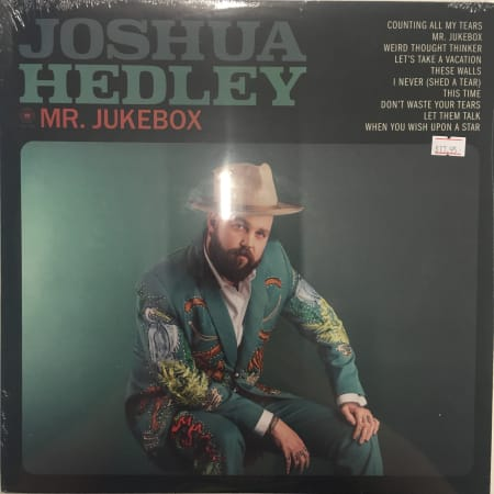 Image of Joshua Hedley - Mr. Jukebox - Vinyl - 1 of 2