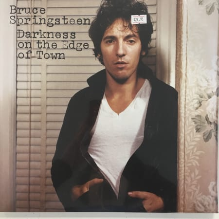 Image of Bruce Springsteen - Darkness On The Edge Of Town - Vinyl - 1 of 2