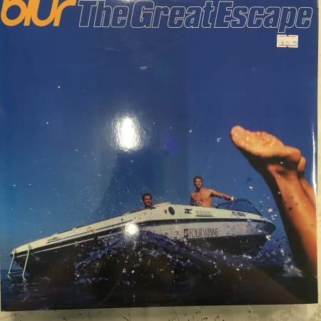 Blur - The Great Escape - Vinyl