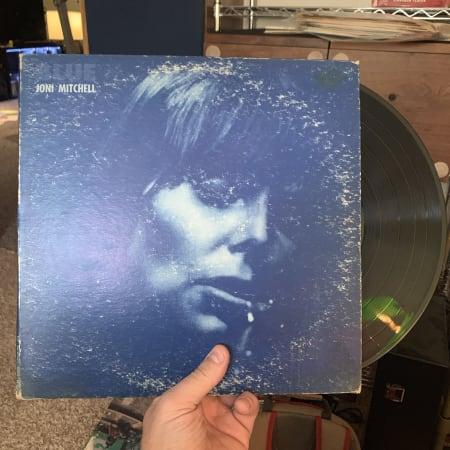 Image of Joni Mitchell - Blue - Vinyl - 1 of 1