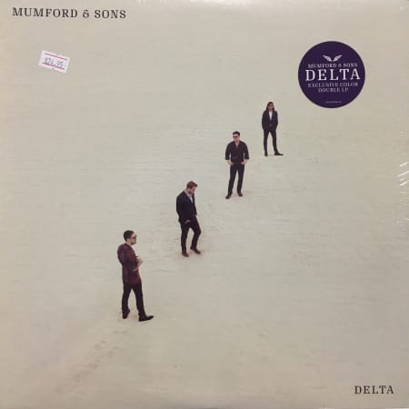 Image of Mumford & Sons - Delta - Vinyl - 1 of 2