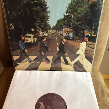 Image of The Beatles - Abbey Road - Vinyl - 1 of 1