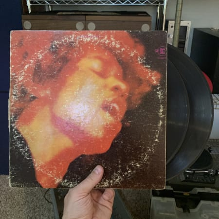 Image of The Jimi Hendrix Experience - Electric Ladyland - Vinyl - 1 of 1