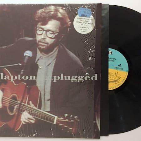 Image of Eric Clapton - Unplugged - Vinyl - 1 of 1