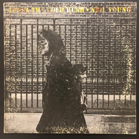 Neil Young - After The Gold Rush - Vinyl