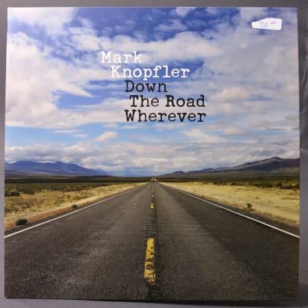 Image of Mark Knopfler - Down The Road Wherever - Vinyl - 1 of 6