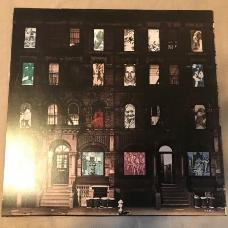Led Zeppelin - Physical Graffiti = フィジカル・グラフィティ - Vinyl