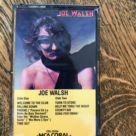 Joe Walsh - So What - New and Used Vinyl, CD and Cassette | Reverb LP