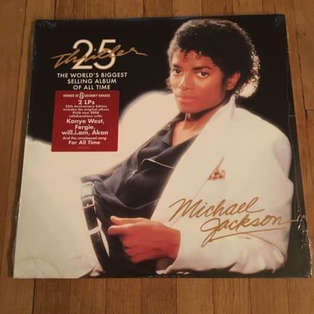 Michael Jackson - Thriller 25 - Vinyl