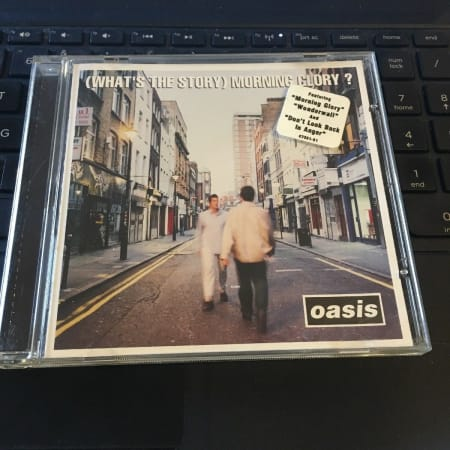 Oasis (2) - (What's The Story) Morning Glory? - CD