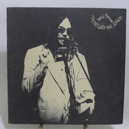 Neil Young - Tonight's The Night - Vinyl