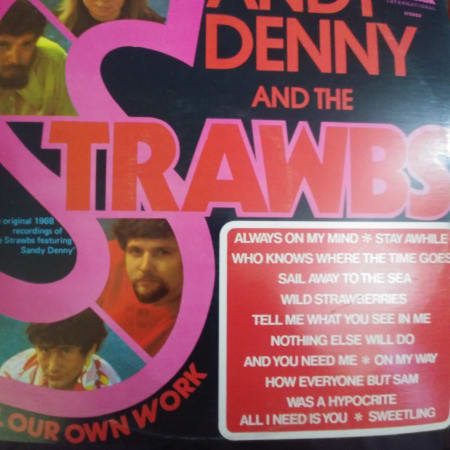 Sandy Denny - All Our Own Work - Vinyl