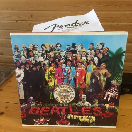 Image of The Beatles - Sgt. Pepper's Lonely Hearts Club Band - Vinyl - 1 of 3
