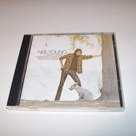 Neil Young & Crazy Horse - Everybody Knows This Is Nowhere - CD