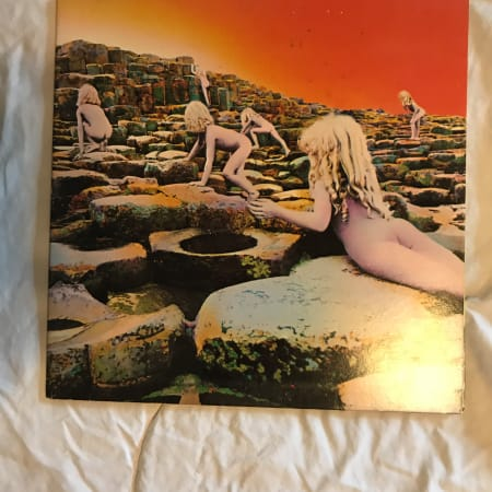 Image of Led Zeppelin - Houses Of The Holy - Vinyl - 1 of 7