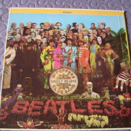 Image of The Beatles - Sgt. Pepper's Lonely Hearts Club Band - Vinyl - 1 of 5