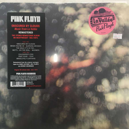 Pink Floyd - Obscured By Clouds - Vinyl