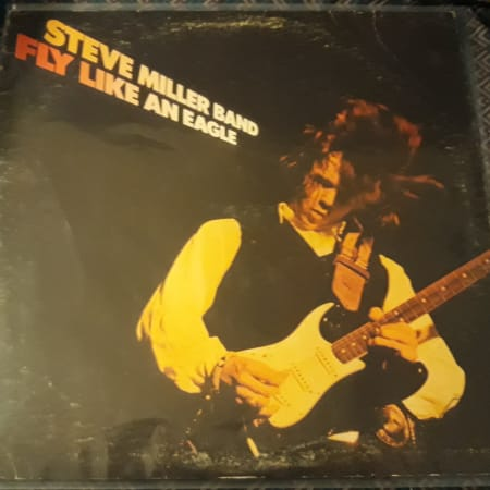 Steve Miller Band - Fly Like An Eagle - Vinyl