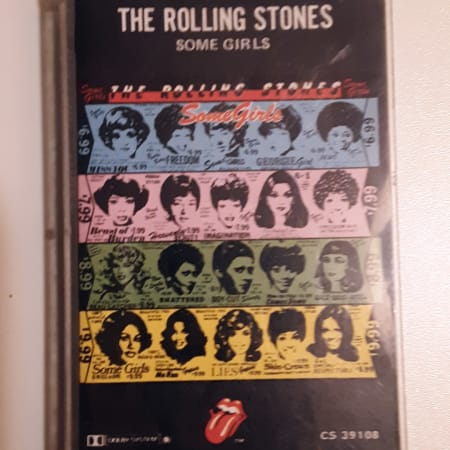 The Rolling Stones - Some Girls - Cassette