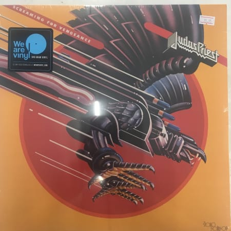 Image of Judas Priest - Screaming For Vengeance - Vinyl - 1 of 2