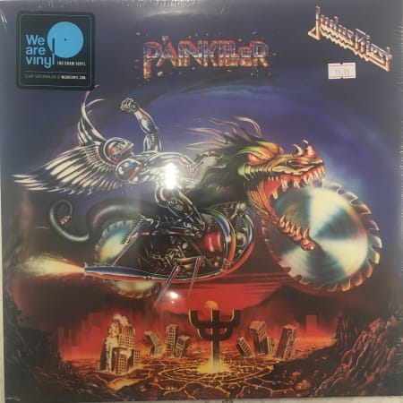 Image of Judas Priest - Painkiller - Vinyl - 1 of 2