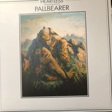 Image of Pallbearer - Heartless - Vinyl - 1 of 1
