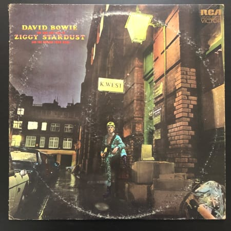 David Bowie - The Rise And Fall Of Ziggy Stardust And The Spiders From Mars - Vinyl