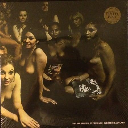 The Jimi Hendrix Experience - Electric Ladyland - Vinyl
