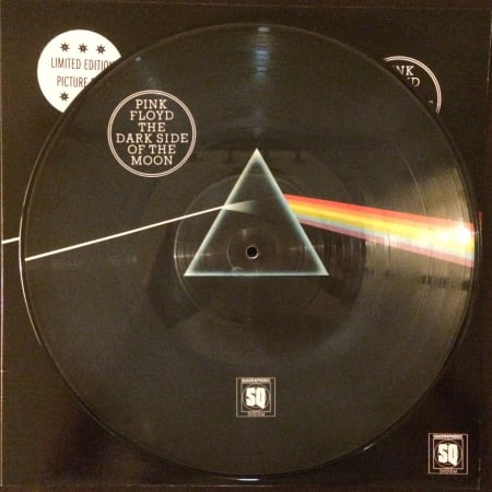 Pink Floyd - Dark Side Of The Moon Limited Edition Picture Disc - Vinyl