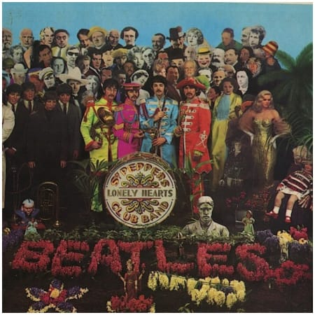 The Beatles - Sgt. Peppers Lonely Hearts Club Band - Vinyl