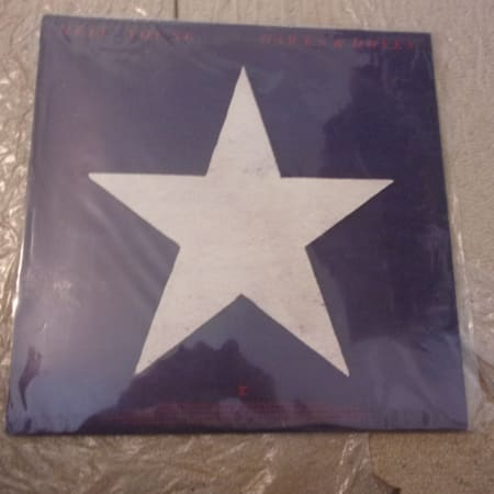 Image of Neil Young - Hawks & Doves - Vinyl - 1 of 2