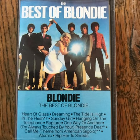 Blondie - The Best Of Blondie - Cassette