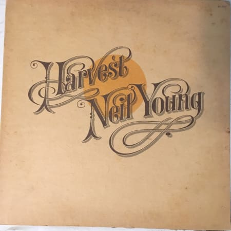 Image of Neil Young - Harvest - Vinyl - 1 of 10