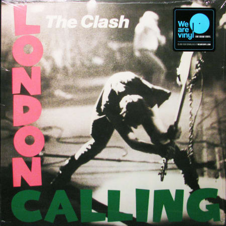 The Clash - London Calling - Vinyl
