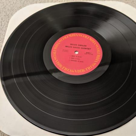 Image of The Miles Davis Quintet - Miles Smiles - Vinyl - 1 of 4