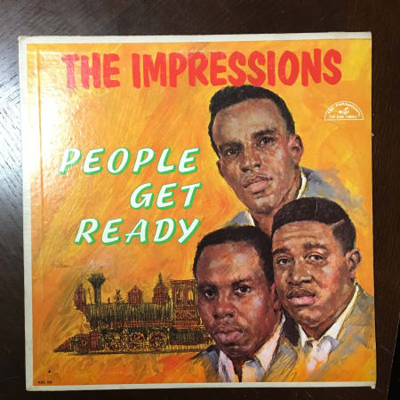 Image of The Impressions - People Get Ready - Vinyl - 1 of 5