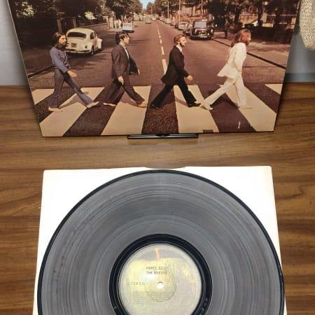 The Beatles - Abbey Road - Vinyl