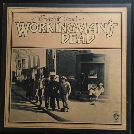 Image of The Grateful Dead - Workingman's Dead - Vinyl - 1 of 8