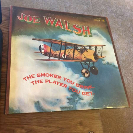 Image of Joe Walsh - The Smoker You Drink, The Player You Get - Vinyl - 1 of 6