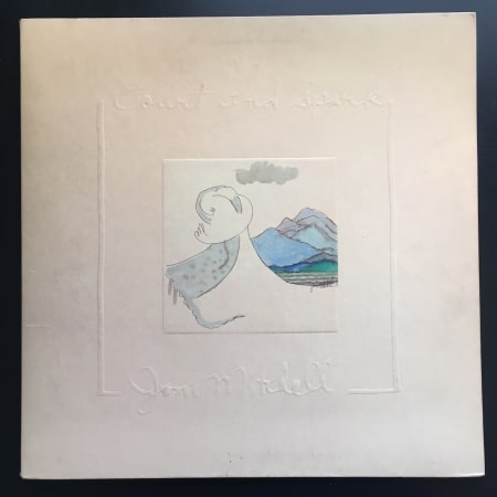 Image of Joni Mitchell - Court And Spark - Vinyl - 1 of 7