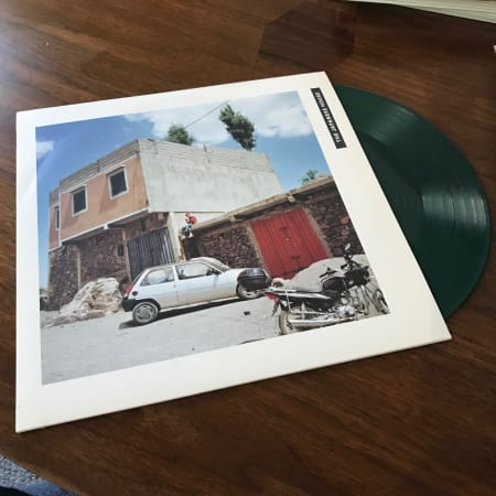 Image of The Japanese House - Swim Against The Tide - Vinyl - 1 of 2