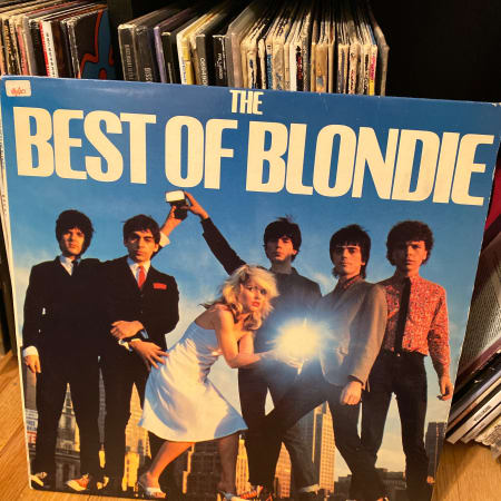 Blondie - The Best Of Blondie - Vinyl