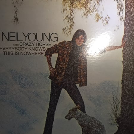Image of Neil Young & Crazy Horse - Everybody Knows This Is Nowhere - Vinyl - 1 of 6