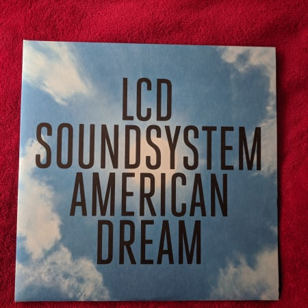 Image of LCD Soundsystem - American Dream - Vinyl - 1 of 4