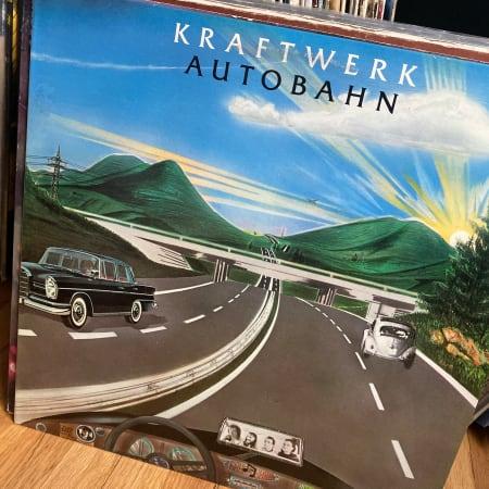 Kraftwerk - Autobahn - Vinyl