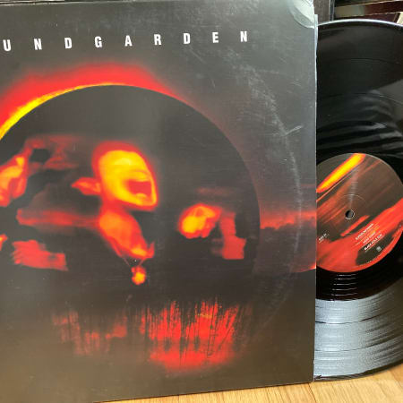 Image of Soundgarden - Superunknown - Vinyl - 1 of 1